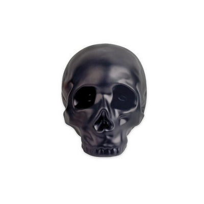 Skull Piggy Bank Give Simple