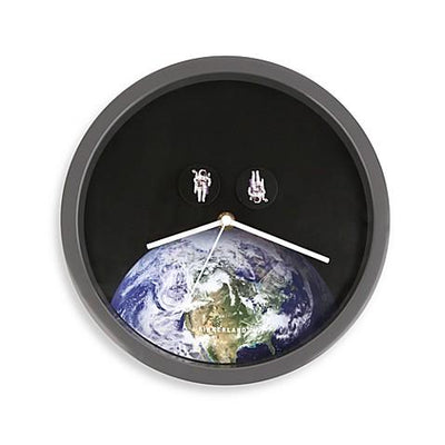 Space Out Clock Give Simple