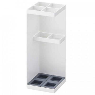 Modern Umbrella Stand - White