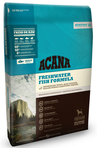 ACANA Heritage Freshwater Fish Dog Food