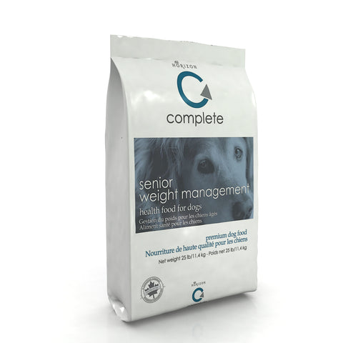 Complete Senior Weight Management Health Food for Dogs