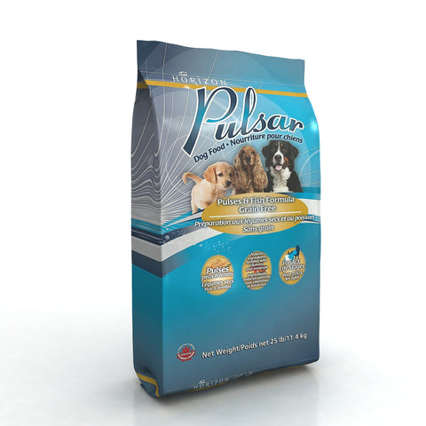 Pulsar Pulses & Fish Formula Grain Free Dog Food
