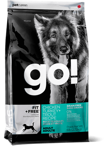 GO! FIT + FREE™ Adult Dog Food