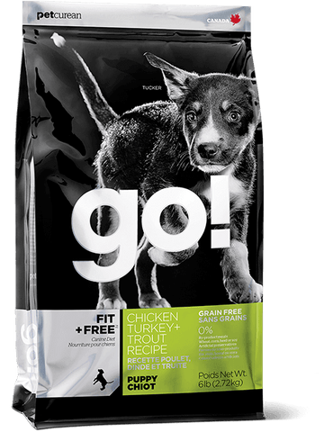 GO! FIT + FREE™ Puppy Recipe Dog Food
