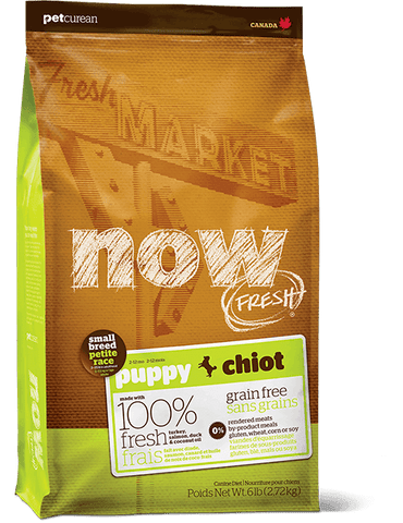 NOW FRESH™ Small Breed Puppy Dog Food