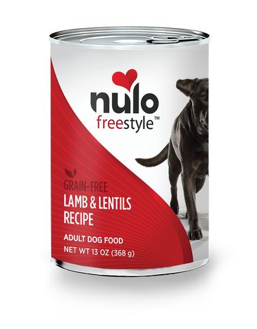 Nulo Lamb & Lentils Canned Dog Food