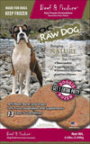 OC Raw Dog Beef & Produce Dog Food