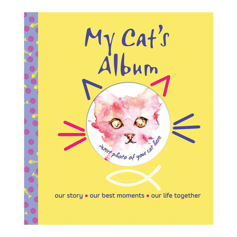 Wellspring - My Cat's Album Scrapbook