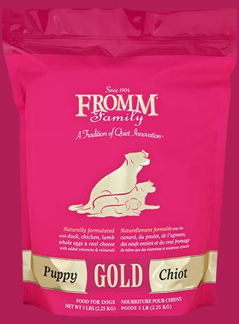 Puppy Gold Food for Dogs