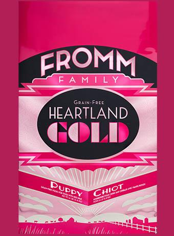 Heartland Gold® Puppy Food for Dogs