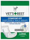 Vet's Best Male Wraps