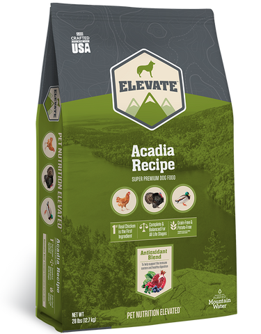 Elevate™ Acadia Recipe Super Premium Dry Dog Food