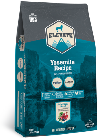 Elevate™ Yosemite Recipe Super Premium Dry Dog Food