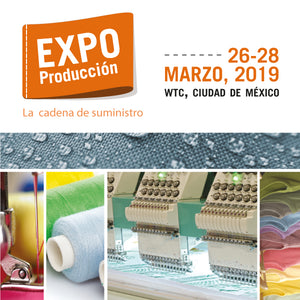 Visitenos Expo Produccion 2019