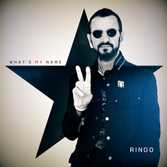 "RINGO STARR ESTRENA ÁLBUM Y EL VIDEO DE ""WHAT'S MY NAME"""