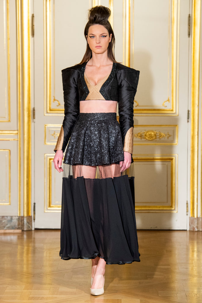 ADELINE ZILIOX  Couture Show  SPRING SUMMER 2019