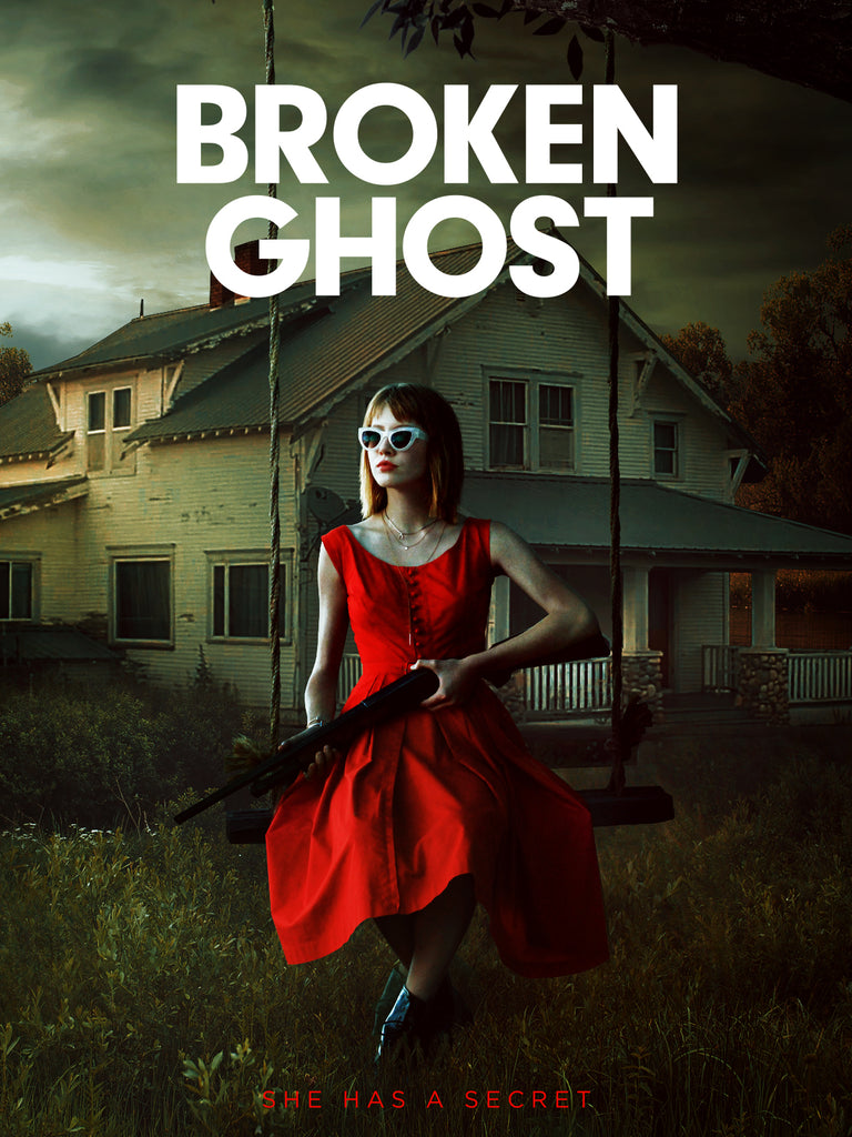 Film Mode Entertainment Announces  The North American Release Of  BROKEN GHOST