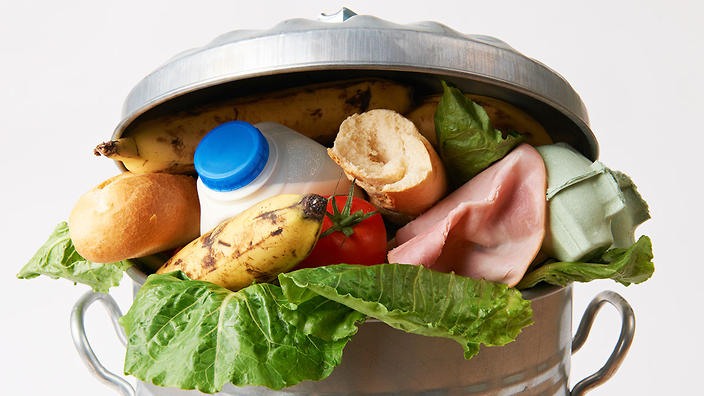 Study investigates the gap between perception and reality when it comes to wastage of food and hoarding of possessions