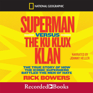 ADI SHANKAR JOINS SUPERMAN VS THE KU KLUX KLAN AS PRODUCER