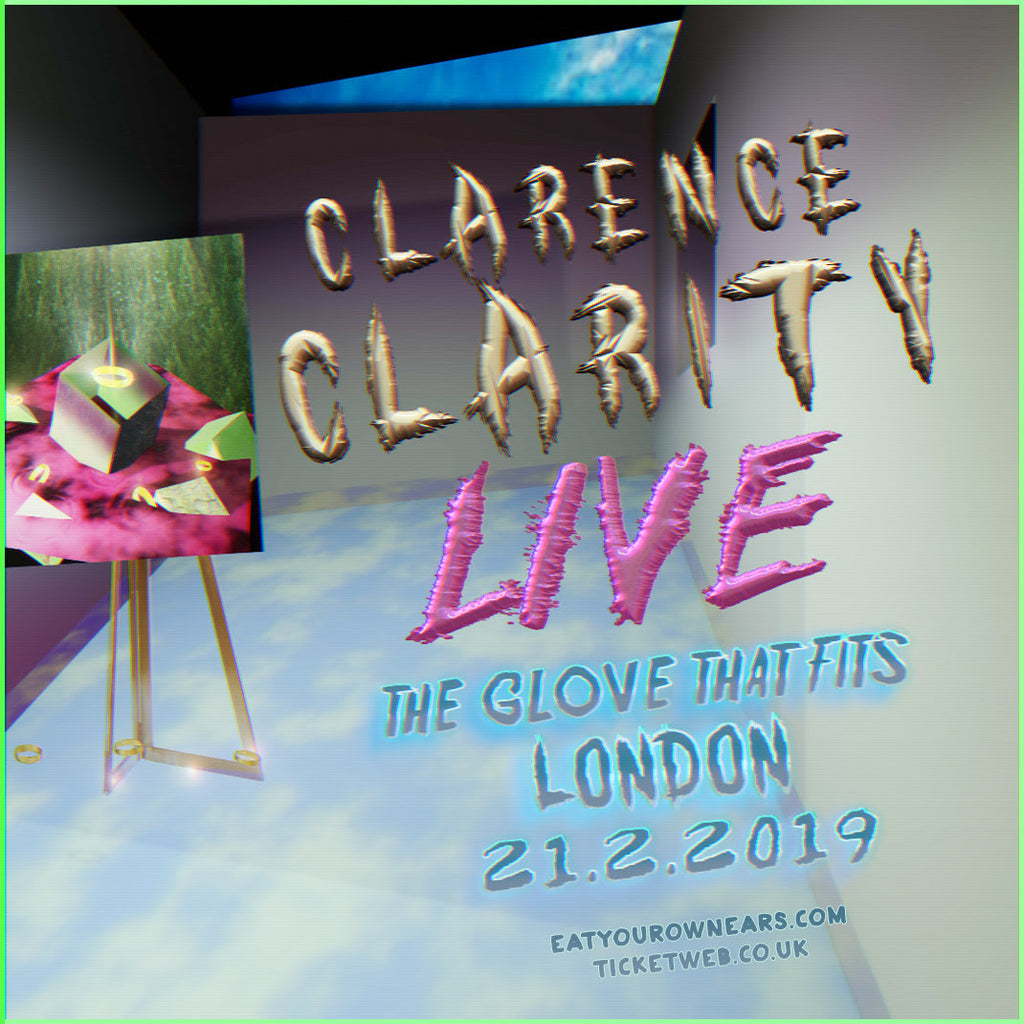 CLARENCE CLARITY NEW SINGLE 'DEL REY DREAMHOUSE'