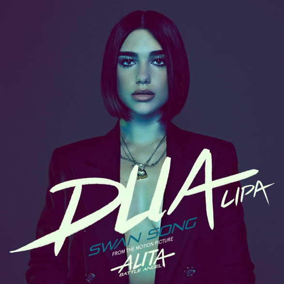 DUA LIPA RELEASES TRACK AND VIDEO 'SWAN SONG' TODAY