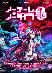 CINEMEX PRESENTA - NO GAME, NO LIFE: ZERO