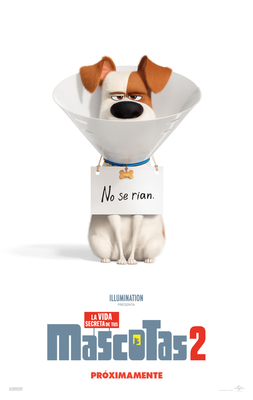 The Secret Life of Pets 2 -La Vida Secreta de tus Mascotas 2
