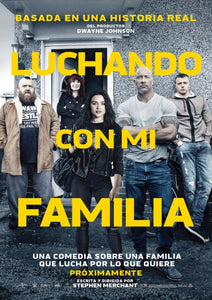Luchando con mi Familia (Fighting with my Family)