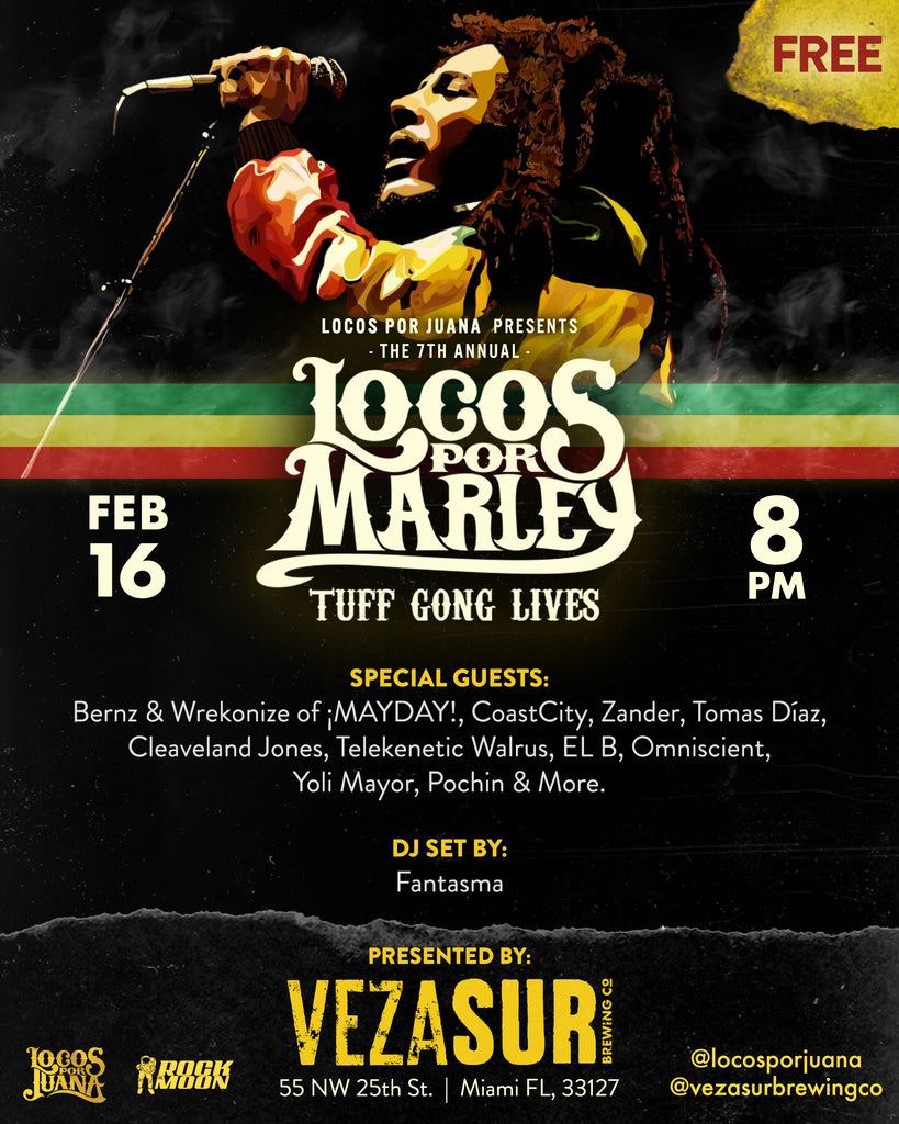 7th Annual Locos Por Marley