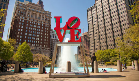 'Brotherly Love' in Philadelphia