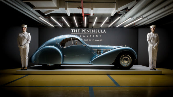 THE PENINSULA CLASSICS BEST OF THE BEST AWARD