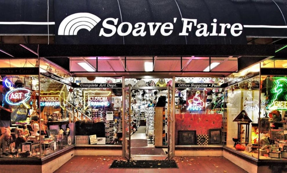 SOAVE FAIRE | Soave Faire inc, Hats, Arts, Gifts, Custom Framing ...