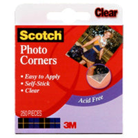 Photo Corners and Tags