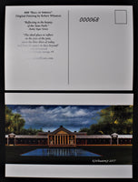 Postcards of Saratoga Springs by Robert Wheaton.