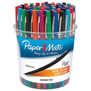 Flair Paper Mate Markers