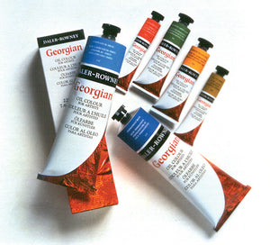 Georgian Oil Paints 38ml