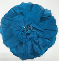 Floral Pin Hat accessory