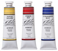 M. Graham Acrylic Paints 2oz.