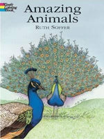 Coloring & Activity Books- Animals & Nature