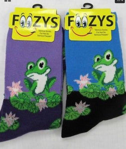 Foozys Socks size 9 thru 11