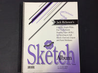 Jack Richeson Pads and Sketchbooks