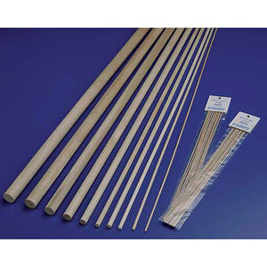 Various Size Dowels