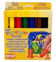 Instant Educa Textil Playcolor Paint Crayons
