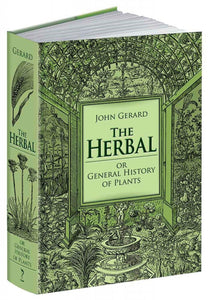 The Herbal or General History Of Plants by John Gerard