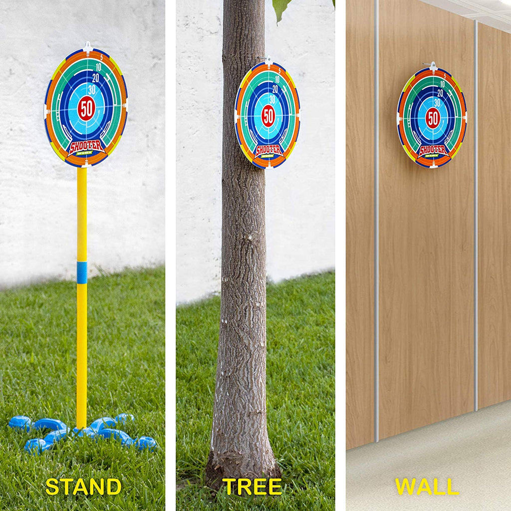 Toy Bow And Arrow For Kids Archery Set Target Stand Quiver Bow 3 Arrow Abco Tech Eou arrow quiver archery side quiver hip quiver waist arrow holder bag. toy bow and arrow for kids archery set