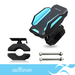 Bike Mount Phone Holder Charger - 6000Mah Power Bank Battery Backup