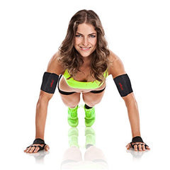 Body Wraps for Arms and Thighs - 4 Piece Kit
