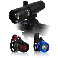 Abco Tech Led Bike Light Set