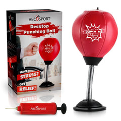 The ULTIMATE Desktop Punching Buddy & Stress Buster