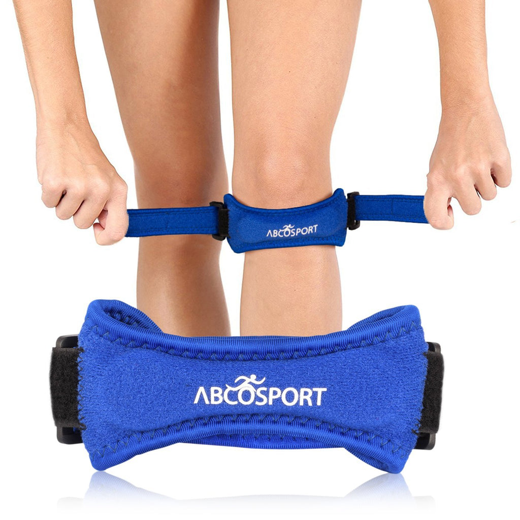 Patella Stabilizer Knee Strap Brace Support for Knee Pain Relief - Email Special